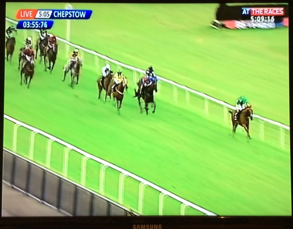 Call it On wins at Chepstow