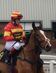 Julie and Eddie come a close 3rd at Wolverhampton on Tuesday
