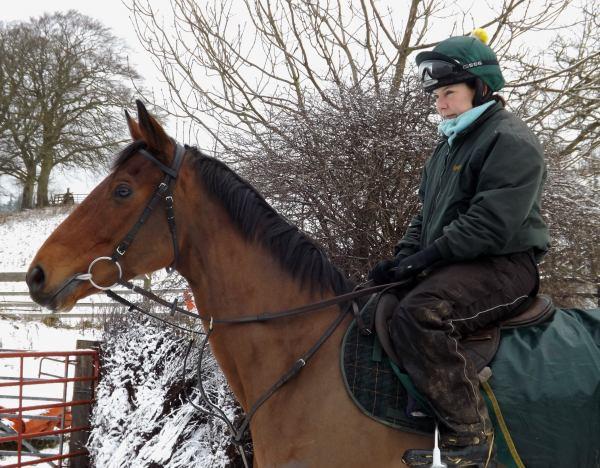 snow mark indy horses 5th dec 007