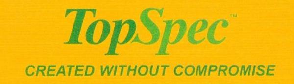 topspec banner