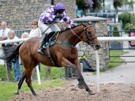 Kyle and Jess at Cartmel