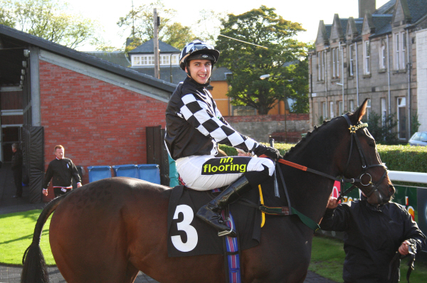 Elspeth's Boy and Russ Kennemore