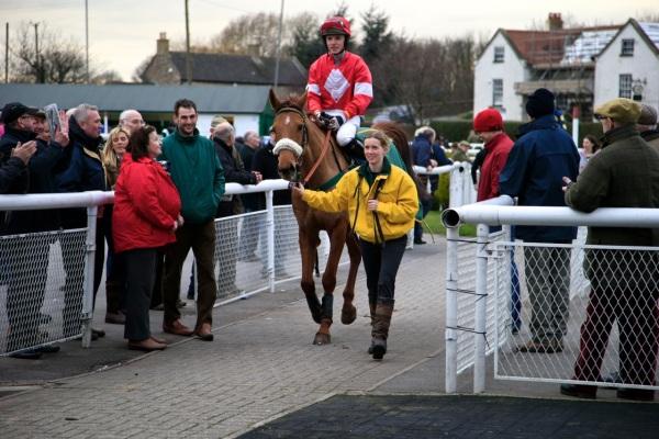 rosie into winners