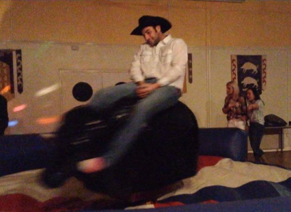 Cowboy Kirbdog
