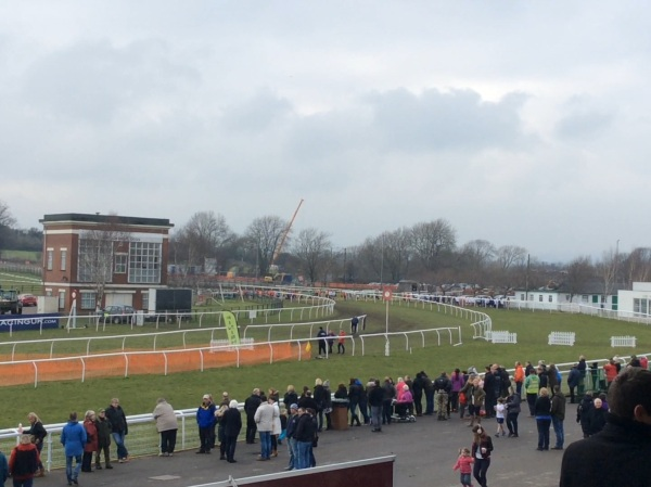 Good crowds at the track for yesterdays Richmondshire Schools Qualifier, over 1200 kids too part!