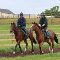 Whitchurch & Wemyss Point heading down to exercise