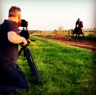 Filming for Harrogate Spring Water