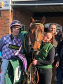 Shine Baby Shine wins at Catterick