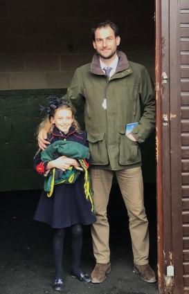 Phil & his Cheltenham Assistant