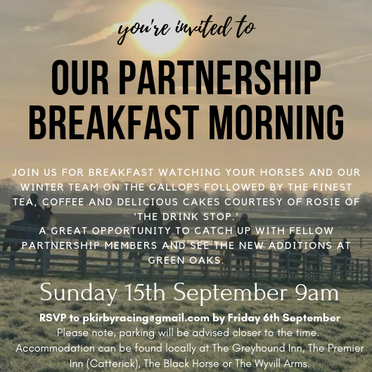 Partnership Invite