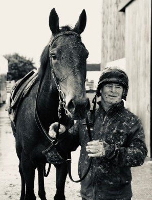 Victor and Two Thirty Yeat - 4 year old Yeats bumper filly