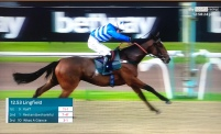 Joe Williamson wins on RAIFF at Lingfield, the first of our across the card double